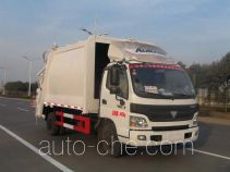 Shengyue SDZ5084ZYS garbage compactor truck