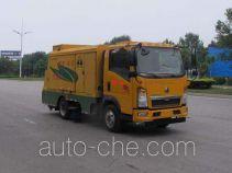 圣岳牌SDZ5087TSLE型扫路车