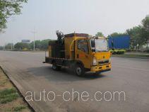 圣岳牌SDZ5087TXBE型沥青路面热再生修补车