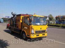 圣岳牌SDZ5107TXB型沥青路面热再生修补车
