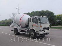 圣岳牌SDZ5167GJB38E型混凝土搅拌运输车