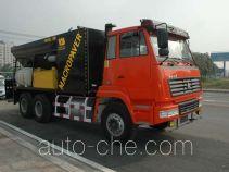 Shengyue SDZ5250TXJ slurry seal coating truck