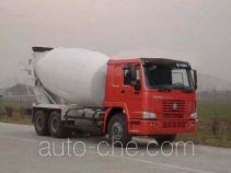 圣岳牌SDZ5252GJB型混凝土搅拌运输车