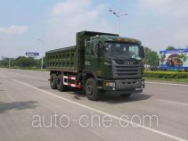 Shengyue SDZ5254ZLJ dump garbage truck