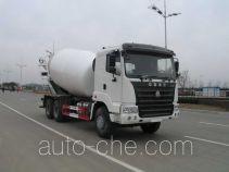 圣岳牌SDZ5255GJB43型混凝土搅拌运输车