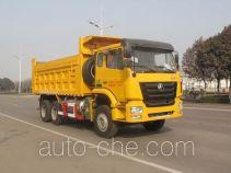 Shengyue SDZ5256ZLJL dump garbage truck