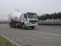 圣岳牌SDZ5257GJB40型混凝土搅拌运输车