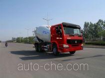 圣岳牌SDZ5257GJB43型混凝土搅拌运输车