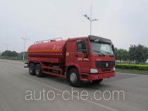 Shengyue SDZ5257GSSD sprinkler machine (water tank truck)