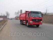 圣岳牌SDZ5257ZLJ型密封式垃圾运输车