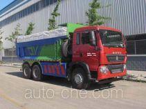 Shengyue SDZ5257ZLJ dump garbage truck