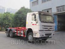 Shengyue SDZ5257ZXXD detachable body garbage truck