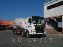 圣岳牌SDZ5310GJB型混凝土搅拌运输车