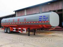 圣岳牌SDZ9300GYY型运油半挂车