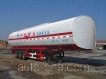 Shengyue SDZ9320GJY fuel tank trailer