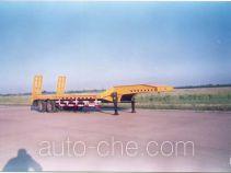 Shengyue SDZ9350 flatbed trailer