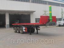 Shengyue SDZ9400ZZXP flatbed dump trailer