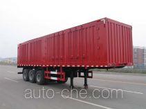 Shengyue SDZ9402X box body van trailer