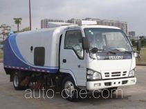 东风牌SE5060TSL3型扫路车