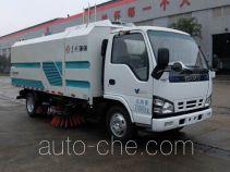 东风牌SE5070TSL4型扫路车