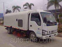 东风牌SE5070TXS4型洗扫车
