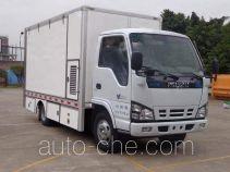 东风牌SE5070XDW4型流动服务车