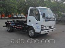 东风牌SE5070ZXX4型车厢可卸式垃圾车