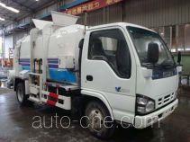 东风牌SE5071ZZZC型自装卸式垃圾车
