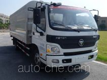 Dongfeng SE5082XTY5 sealed garbage container truck