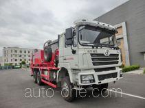 Serva SJS SEV5200TGY oilfield fluids tank truck
