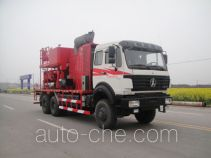 Serva SJS SEV5230THH annular injection unit truck