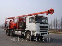 Serva SJS SEV5240TTJ well service truck