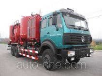 Serva SJS SEV5242TGJ cementing truck