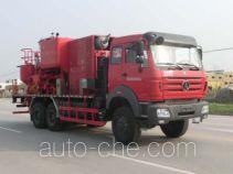 Serva SJS SEV5250TGJ cementing truck
