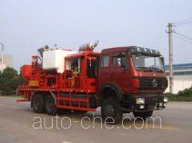 Serva SJS SEV5254TSN15 cementing truck