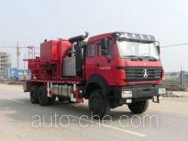 Serva SJS SEV5256TGJ cementing truck