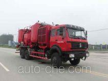 Serva SJS SEV5257TGJ cementing truck