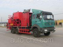 Serva SJS SEV5259TGJ cementing truck