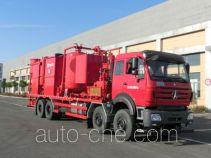 Serva SJS SEV5280TJC well flushing truck