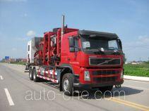 Serva SJS SEV5290TDB liquid nitrogen pump truck