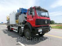 Serva SJS SEV5290THP mixing plant truck