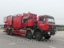 Serva SJS SEV5292THP mixing plant truck