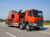 Serva SJS SEV5300THH annular injection unit truck