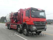 Serva SJS SEV5311TDB liquid nitrogen pump truck