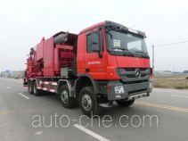 Serva SJS SEV5311TGJ cementing truck