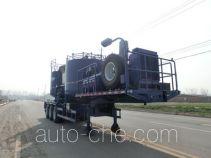 Serva SJS SEV9180TGJ cementing trailer