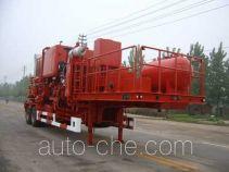 Serva SJS SEV9261TSN30 cementing trailer