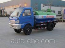 时风牌SF2020G型罐式低速货车