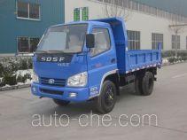 Shifeng SF4015D low-speed dump truck