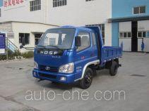 Shifeng SF2810PD5 low-speed dump truck